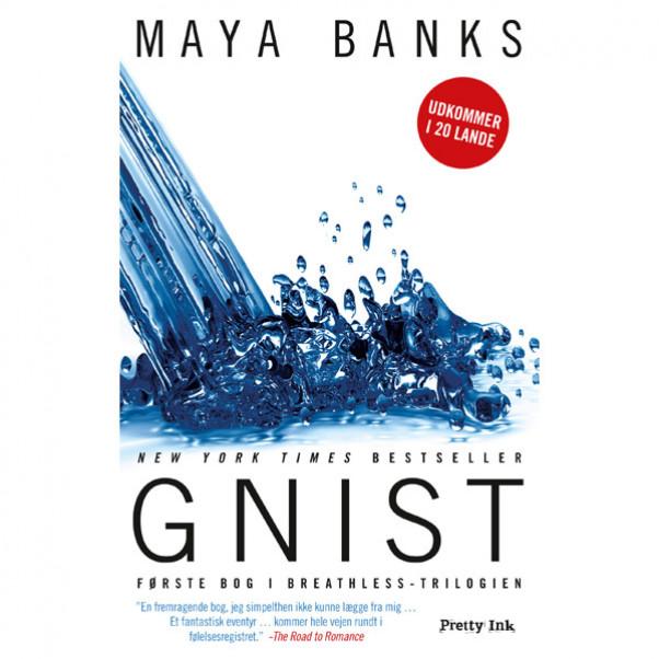 Gnist af Maya Banks - Første del af Breathless Trilogien