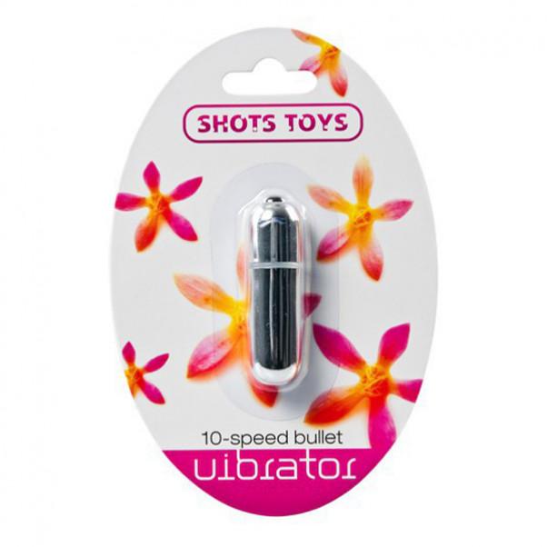 10 speed vibrator til klitoris