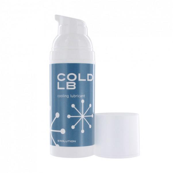 Kølende glidecreme - Erolution Cold Cooling Glidecreme