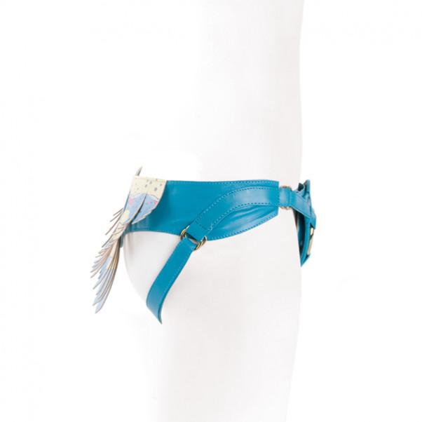Shiri Zinn Strap-on Læder Harness   7