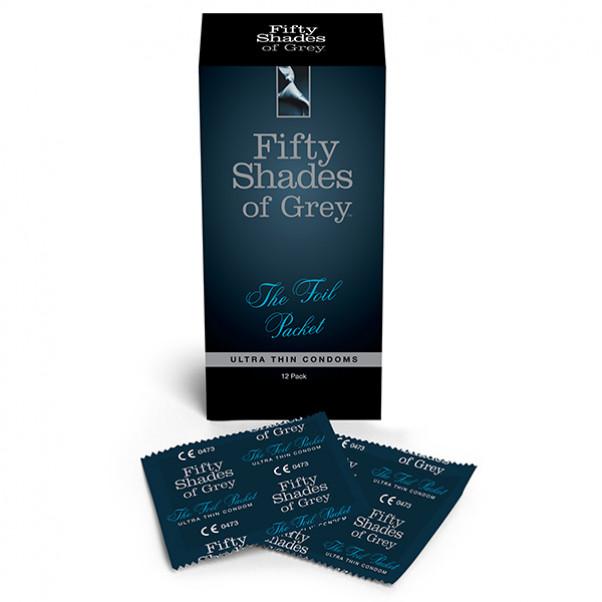Fifty Shades Ultra Tynde Kondomer 12 Stk
