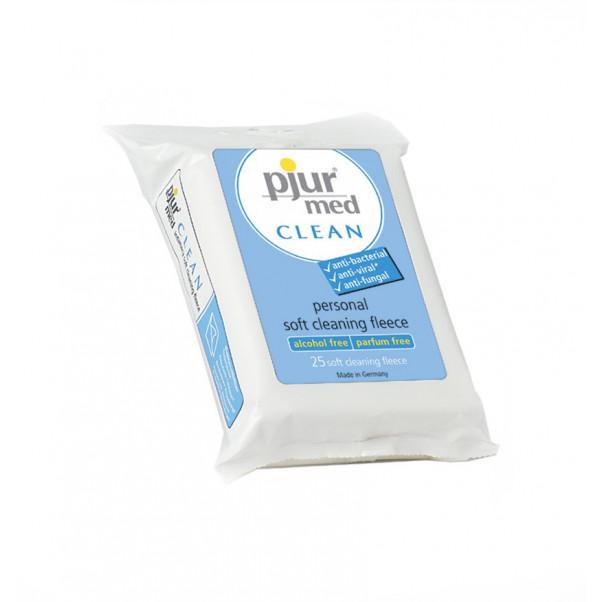 Pjur MED Clean Intim Servietter 25 stk  2