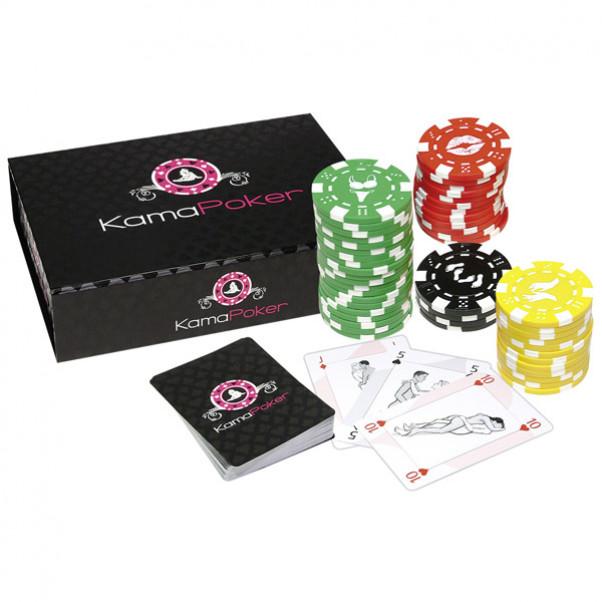 Kama Poker Erotisk Spil
