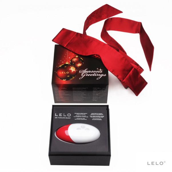 LELO Juleæske med Klitoris Vibrator og Blindfold  1