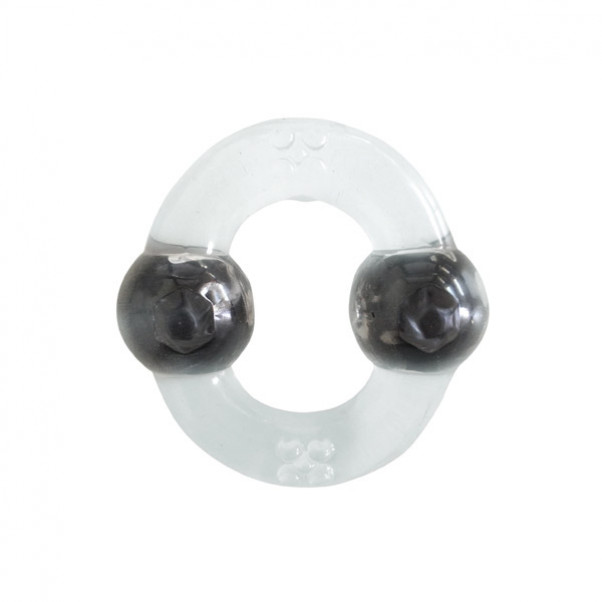 Magnetic Power Ring Single Clear