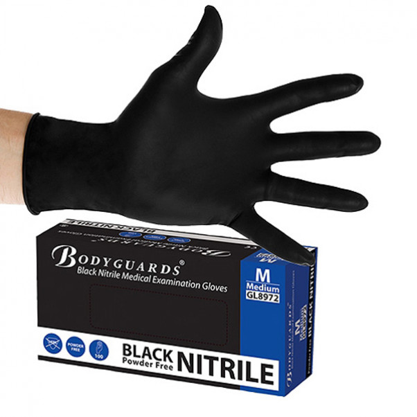 Latex Fri Handsker 100 stk.