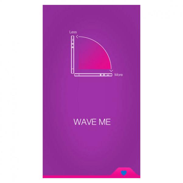 Ohmibod BlueMotion Wave