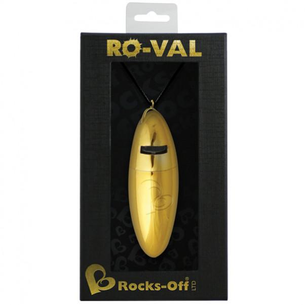 RO-Val Bullet Vibrator Halskæde