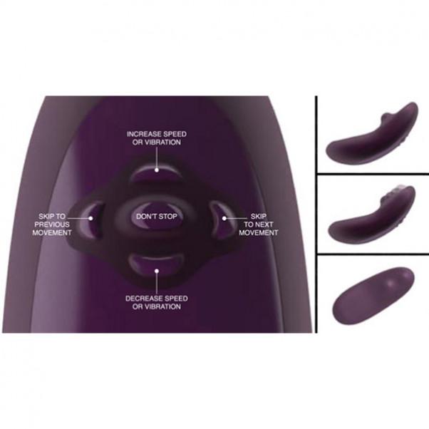 intelligent vibrator