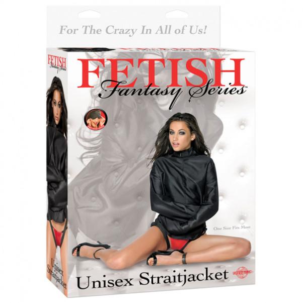 fetish fantasy unisex straitjacket