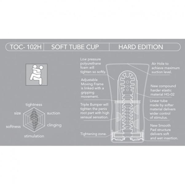 TENGA Soft Tube Cup Hard