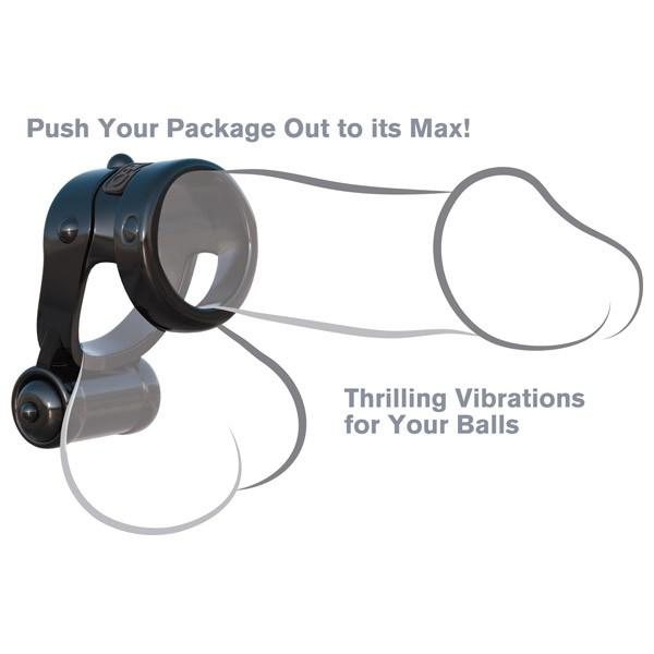 amatør mobiltelefon vibratingcock ring