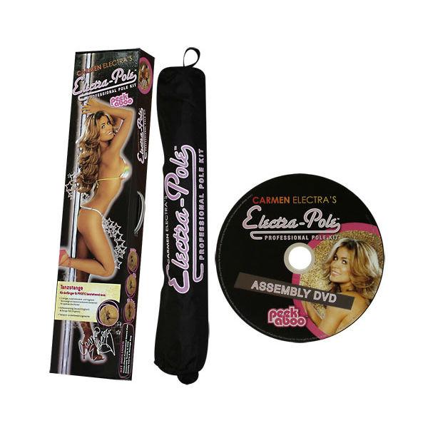 Peekaboo Carmen Electra Stripperstang thumbnail