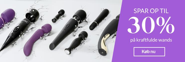 Sexlegetøj - Magic Wands