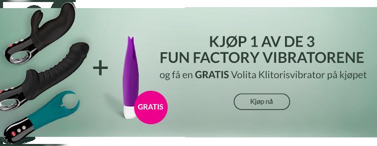 Sexleketøy - Fun Factory