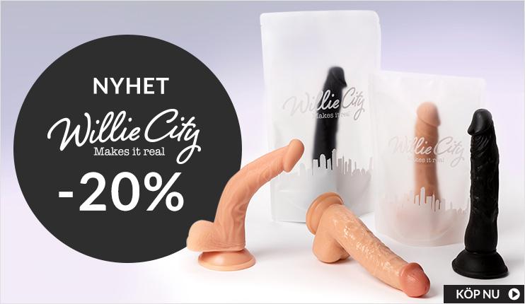 Sexleksaker - Willie City