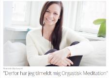 Klumme om orgastisk meditation på Altfordamerne.dk