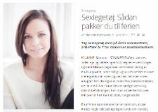 Klumme om sexlegetøj til ferien på Altfordamerne.dk