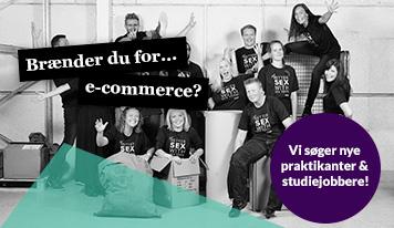 Brænder du for e-commerce? Sinful søger nye praktikanter.