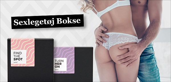 Sinful Sexlegetøj Bokse