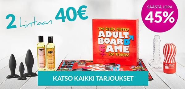 2 hintaan 40€