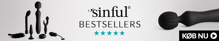 Sinful bestsellers