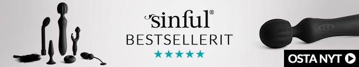 Sinful bestsellerit