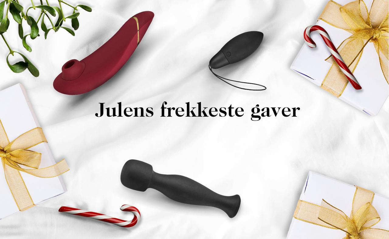 Julens frekkeste gaver