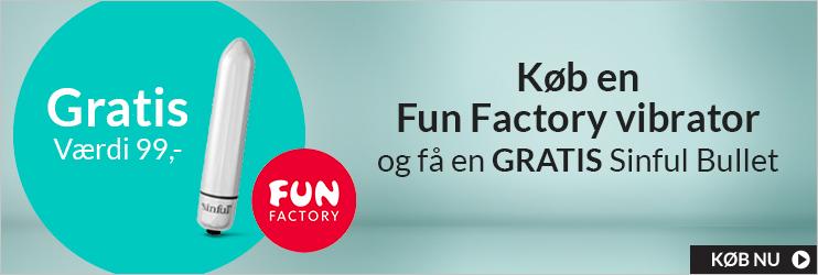 Sexlegetøj - Fun Factory