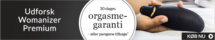 Sexlegetøj med orgasmegaranti