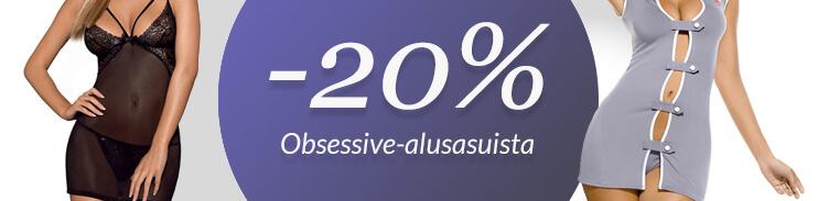 Obsessive -20%