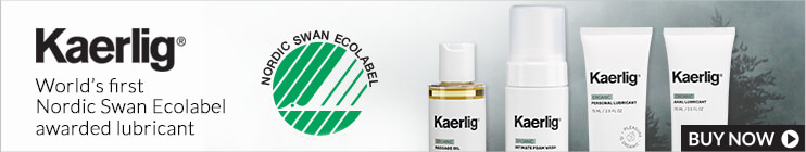 Kaerlig: World's first Nordic Swan Ecolabel awarded lubricant