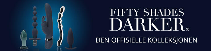 Fifty Shades of Grey Sexlegetøj på Sinful.dk