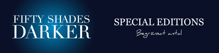 Fifty Shades Special Editions