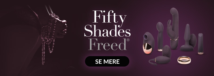 Fifty Shades of Grey Freed Kollektionen