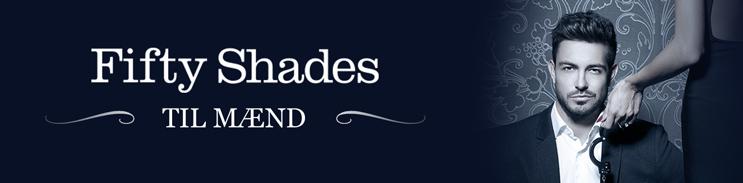 Fifty Shades Sexlegetøj til mænd