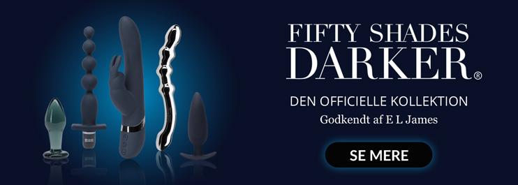 Fifty Shades of Grey Darker Kollektionen
