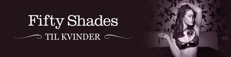 Fifty Shades Sexlegetøj til kvinder