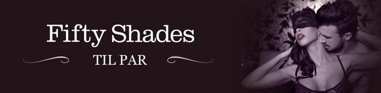 Fifty Shades Sexlegetøj til par