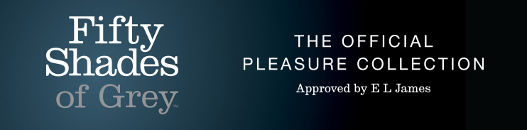 Fifty Shades of Grey - The official pleasure collection