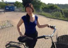 Gør Nøgen Cykeldag sjovere med Happy Ride Vibrerende Sadelbetræk