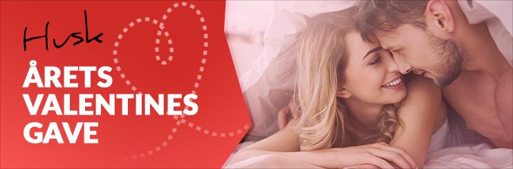 Valentinesgaven på Sinful.dk