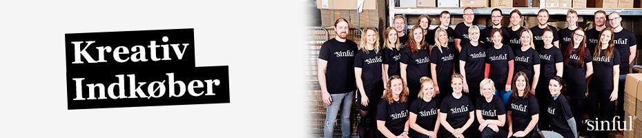Kreativ indkøber søges til gazelle-virksomhed