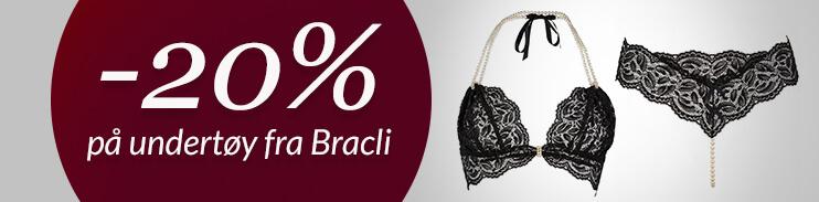 20% på Bracli