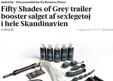 Business.dk: Fifty Shades booster salget af sexlegetøj