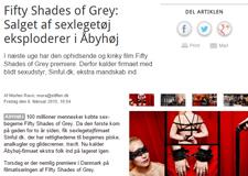 Stiften.dk: Salget af sexlegetøj eksploderer i Åbyhøj