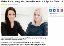 6 pressetips fra Sinful.dk