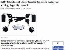 Dagens.dk - Fifty Shades of Grey-trailer booster salget af sexlegetøj i DK