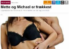 Michael Og Mette Er Frækkest - Artikel på Ekstrabladet.dk