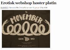 Erotisk Webshop Hoester Platin – Dagens.dk